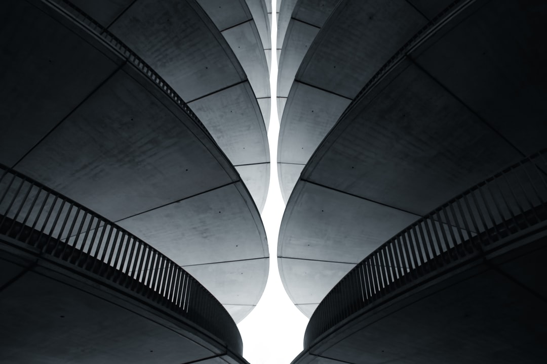 Gray Concrete Tunnel During Daytime - unsplash