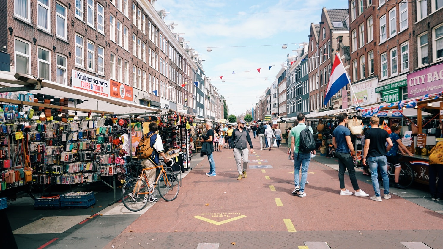 The Albert CUYP Market