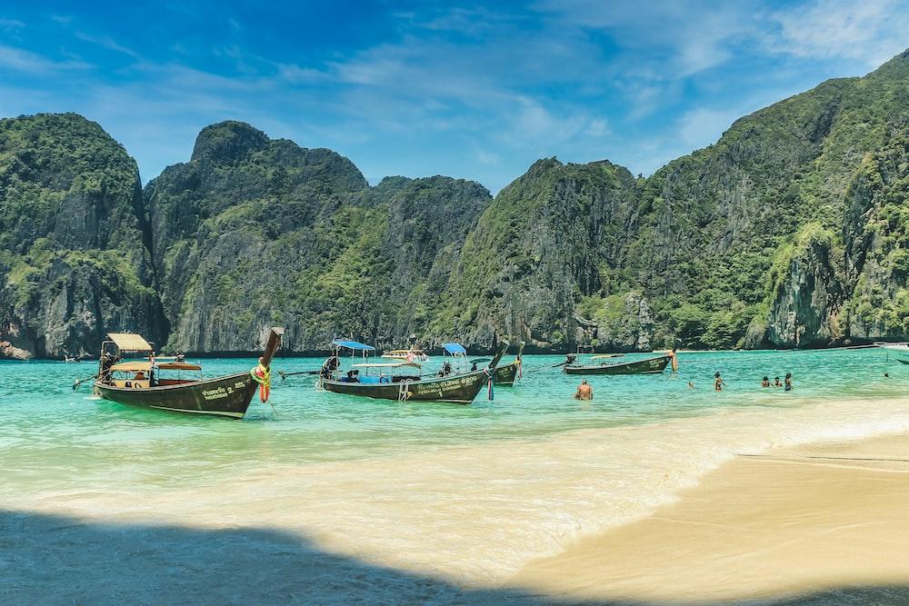 Islas Phi Phi, Tailandia, Asia