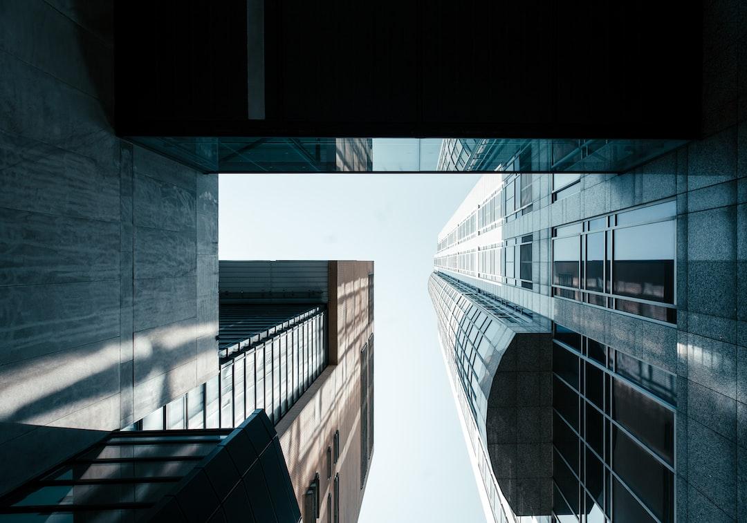 Skyhigh In Rotterdam - unsplash