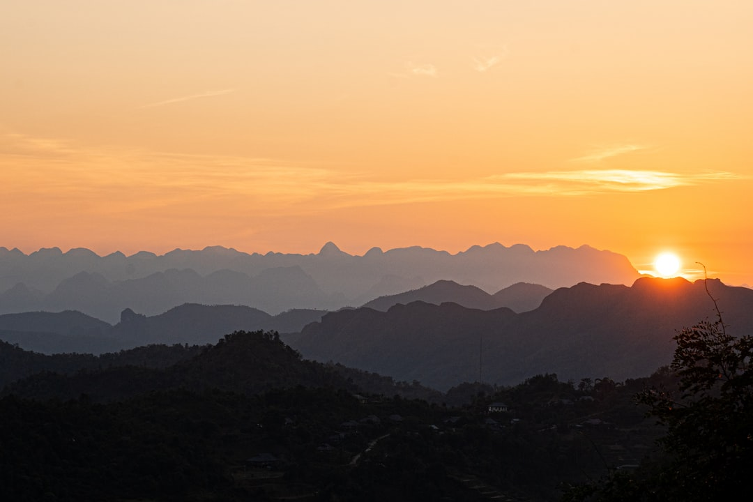 Dawn In North of Vietnam - unsplash