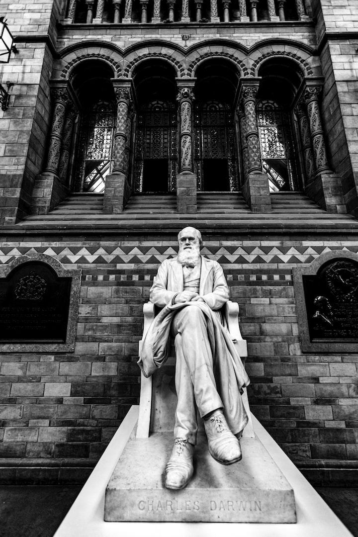 Charles Darwin Life Biography