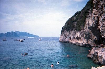 amalfi coast teams background
