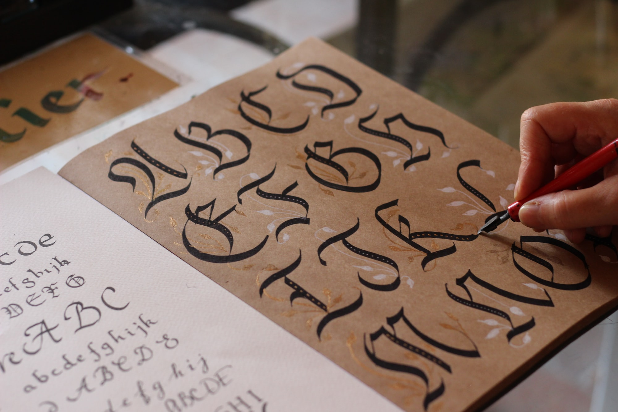 How To Learn Calligraphy For Free - Start Today!