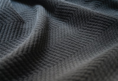 gray and black chevron textile knitting zoom background
