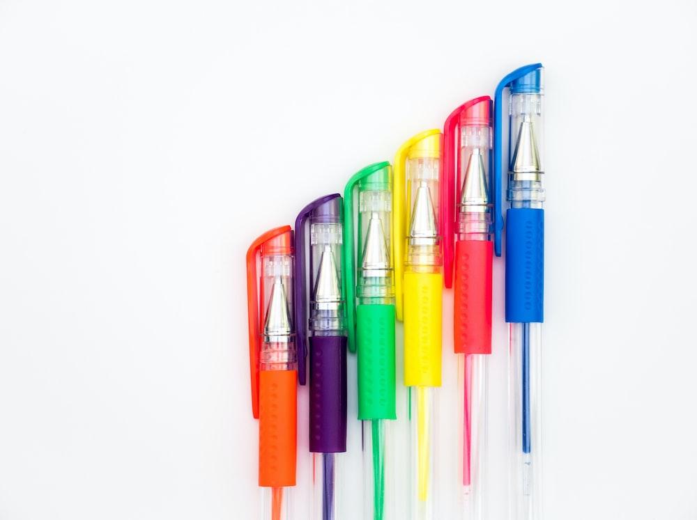 gel pens for teachers