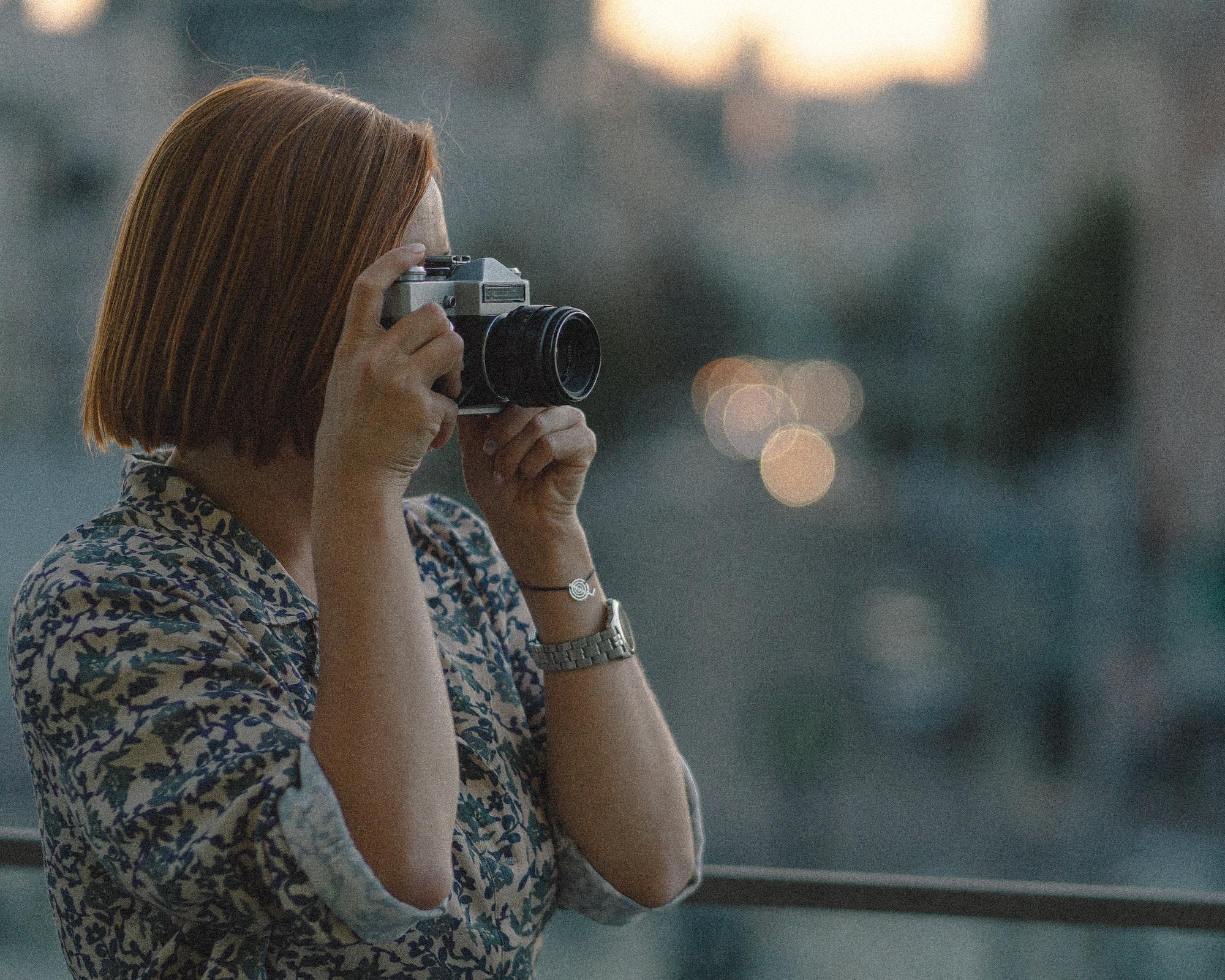 Снять фото для аватарки