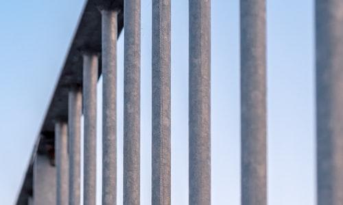 fence pickup line
