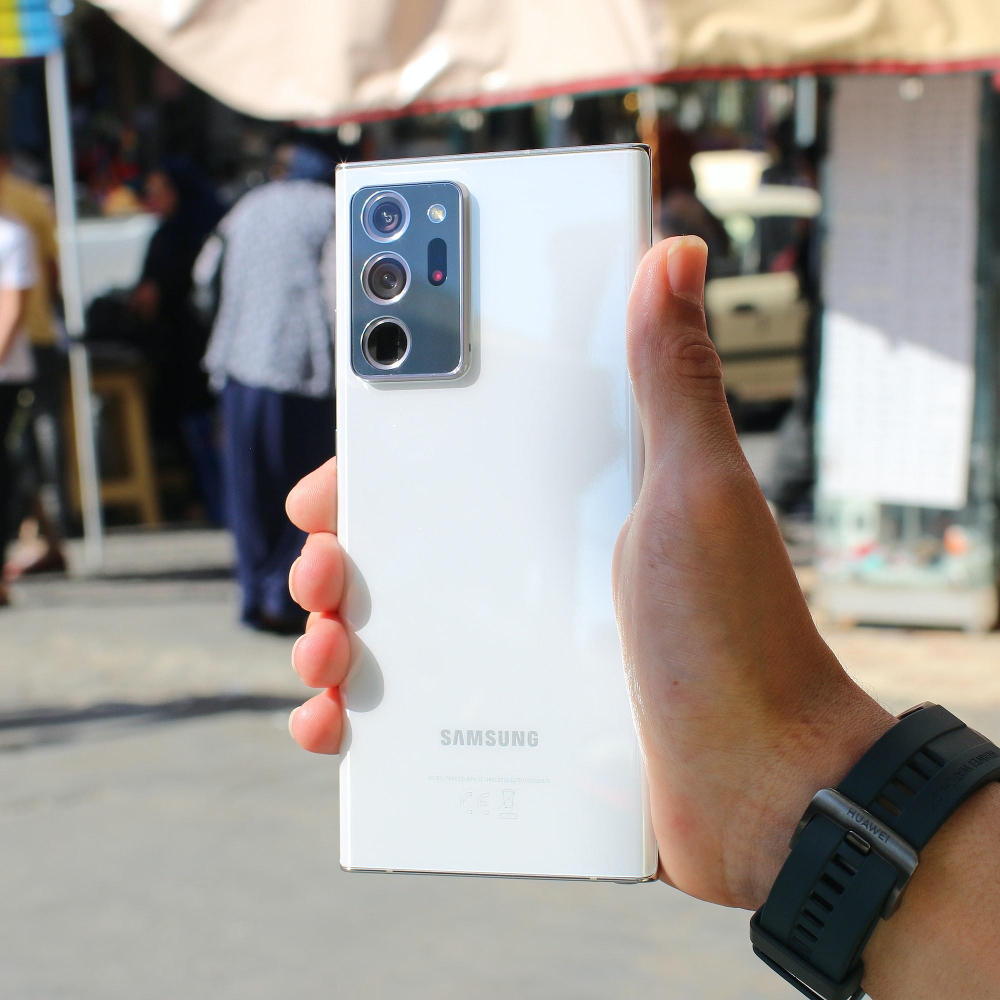 ¿Descontinuará Samsung la serie Note en 2021?