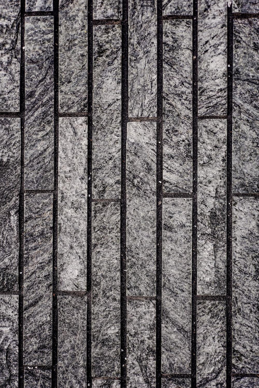 brown and gray concrete brick