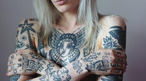Tattoos: Coping Mechanism?