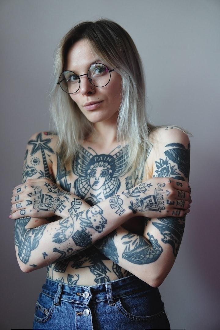 Tattoos: Coping Mechanism?