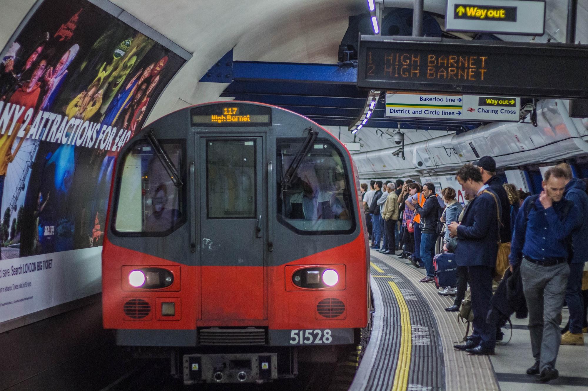 UK's Underground