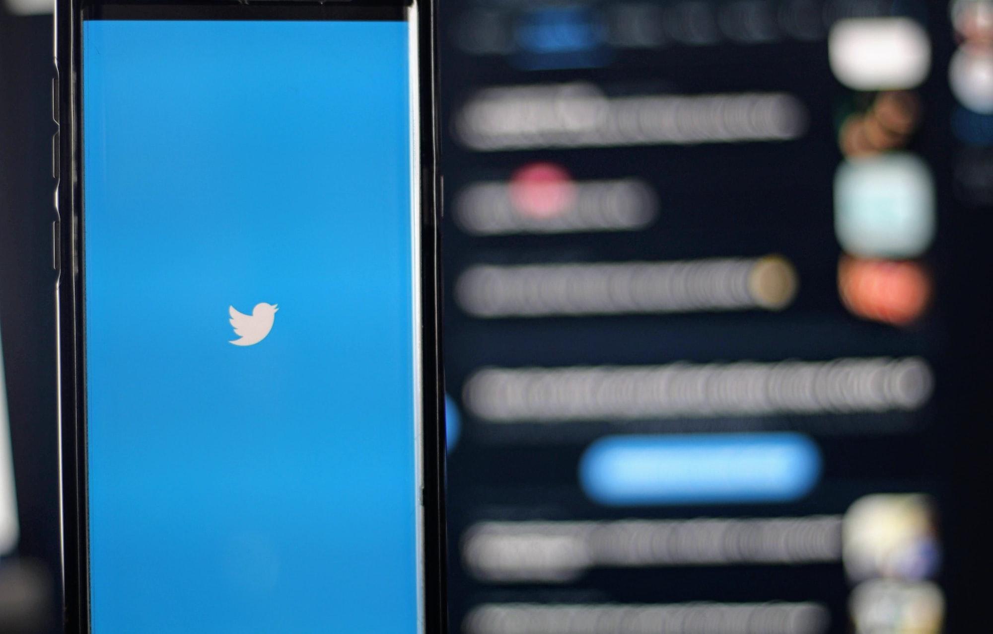 Twitter Splash screen