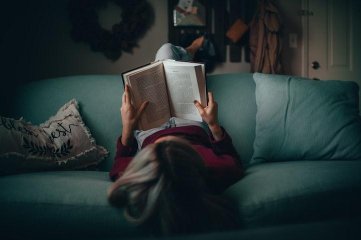 What I'm Reading:  September