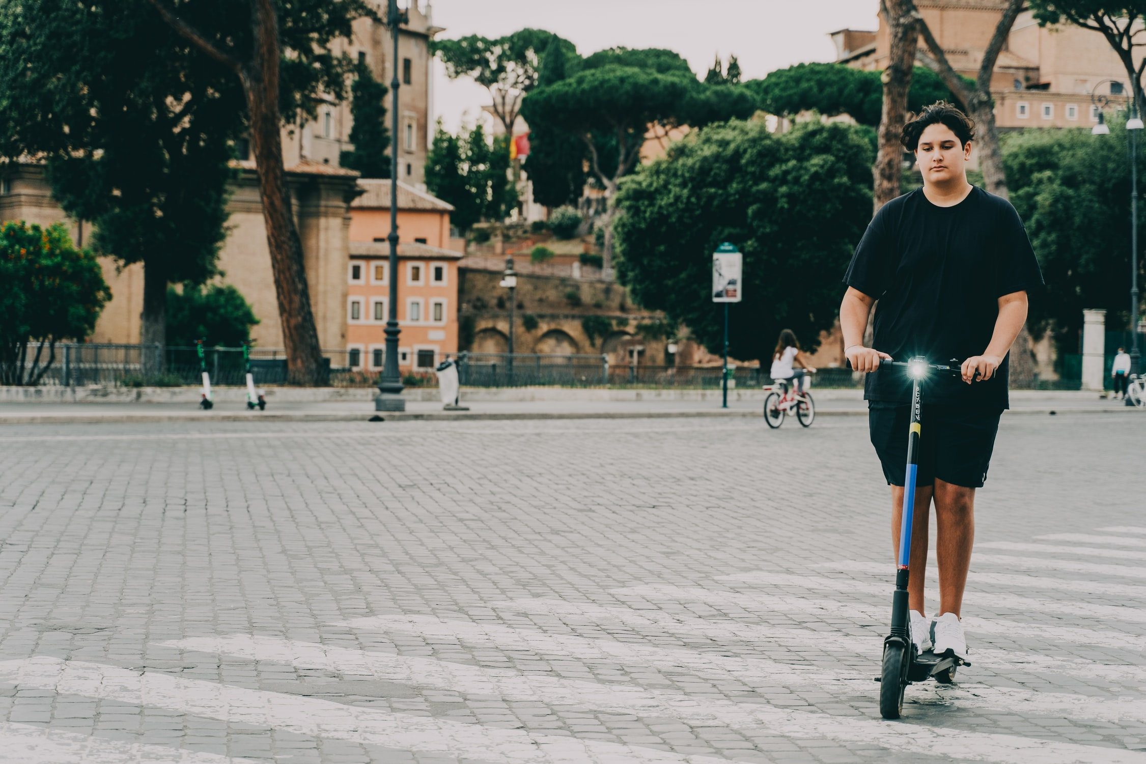 Most European countries have e-scooter regulation, but the UK is lagging behind.