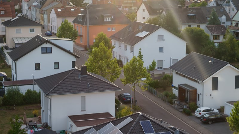 loan to buy a house in Germany