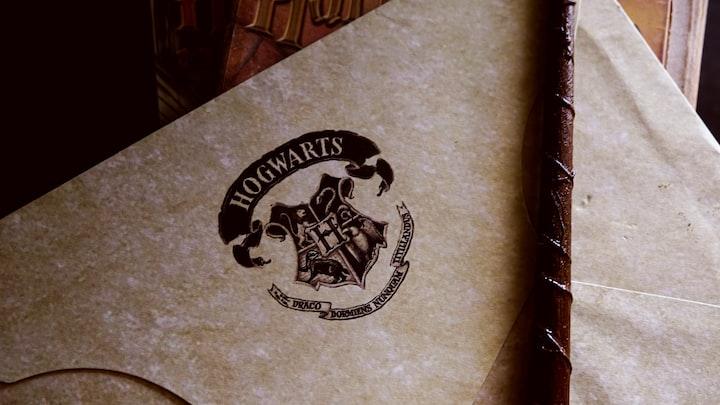Waiting for my Hogwarts Letter