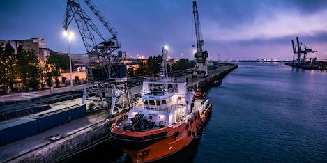 The Port of Philadelphia. (Photo: PhilaPort)