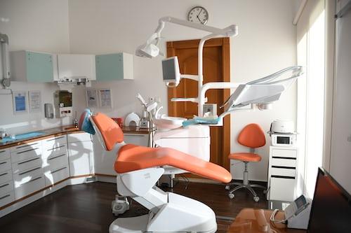 dental clinic cardigan