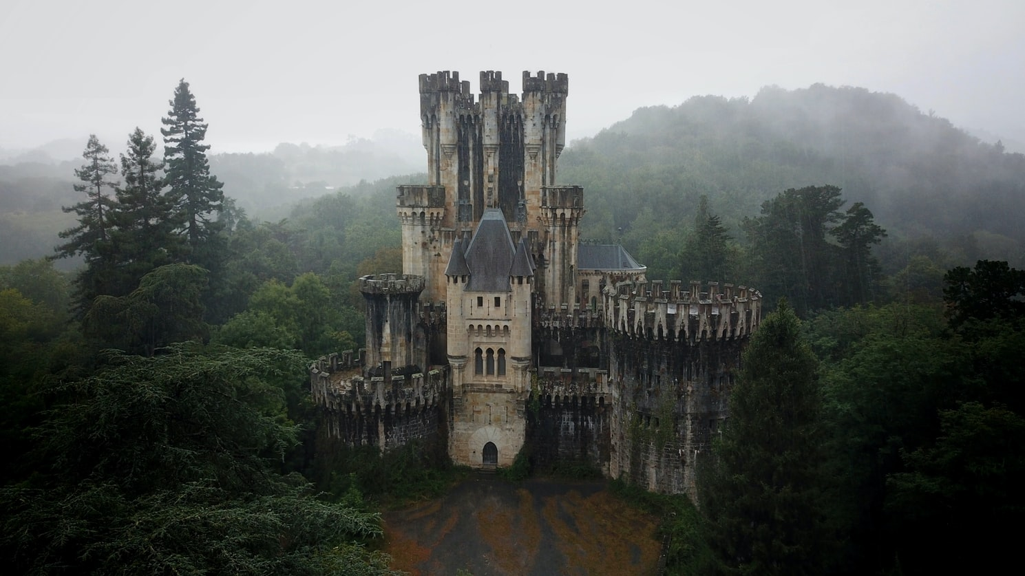 Haunted Moosham Castle in Austria