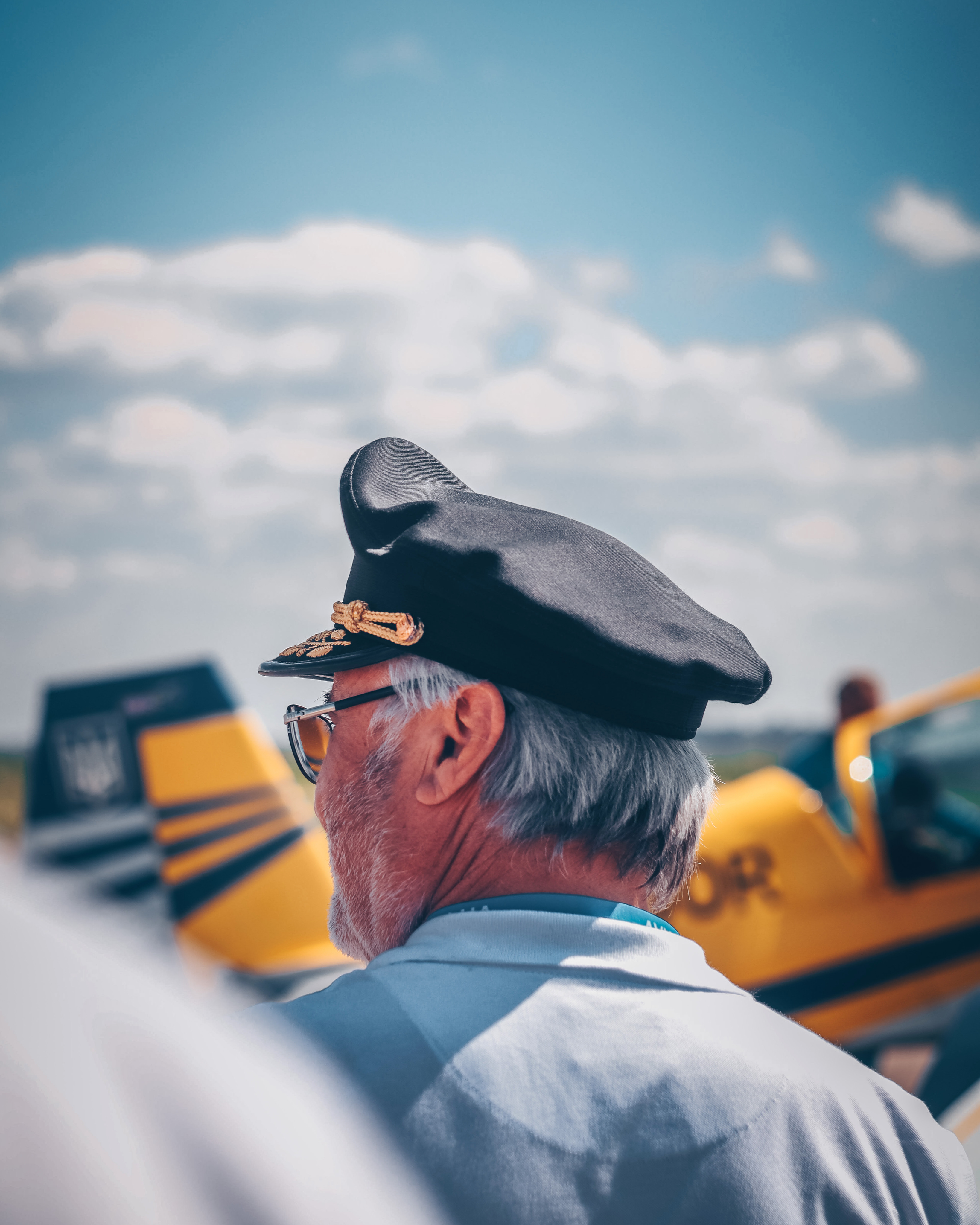 The Captain of Aviation
