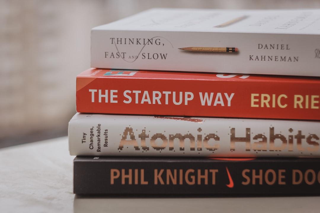 10 Buku Self Improvement Best Seller Hingga Pertengahan Tahun 2021