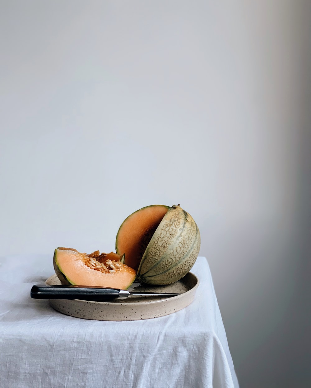 sliced of bread on white ceramic plate