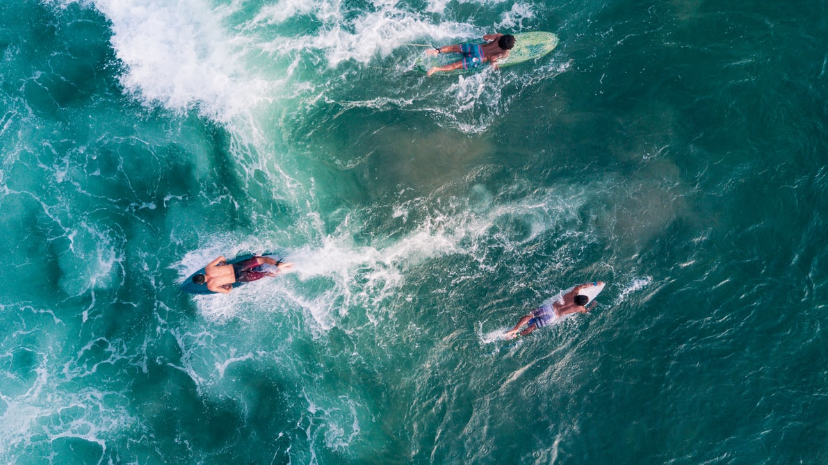 Water sport