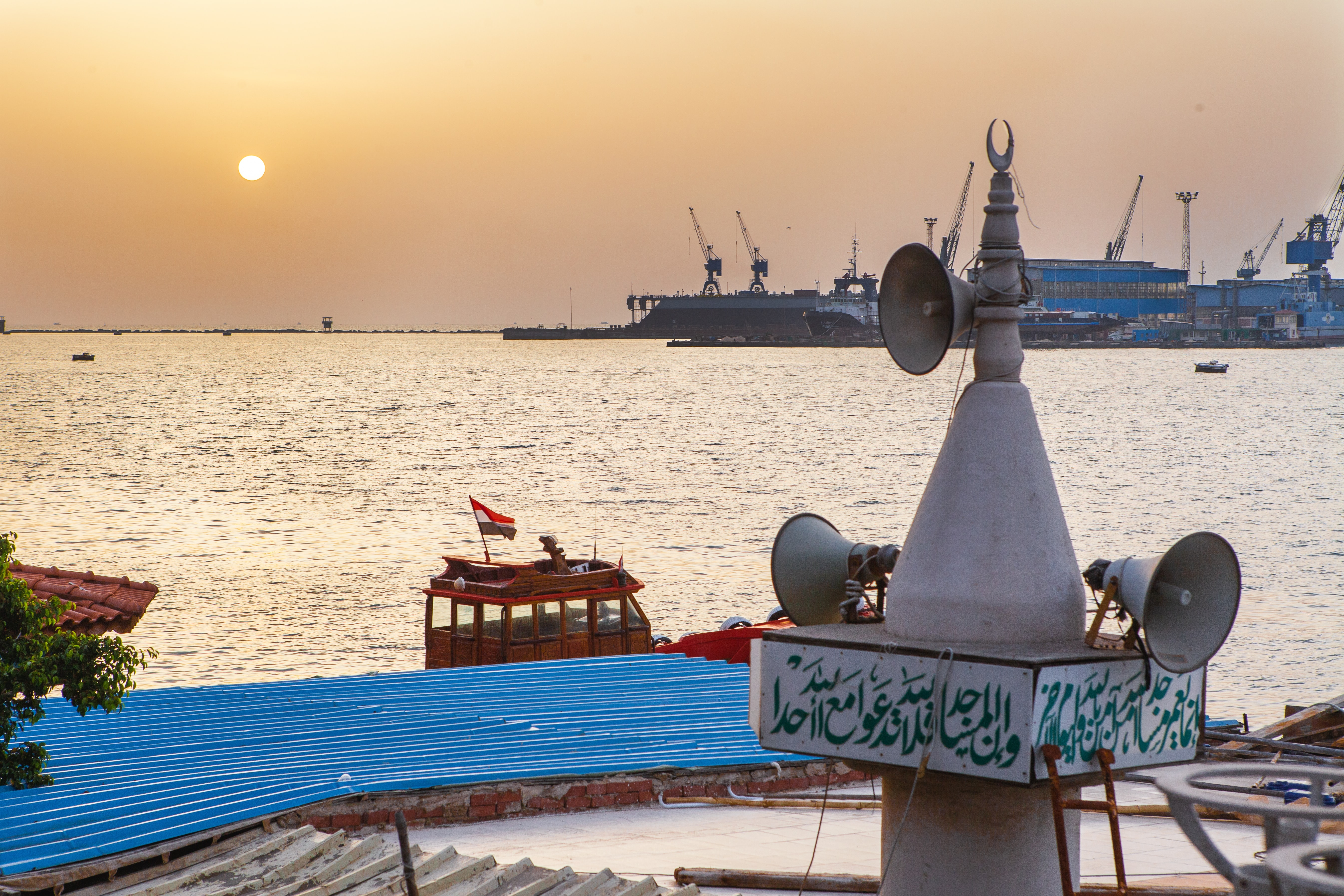 Supply Chains Still Rattled by Suez Backup