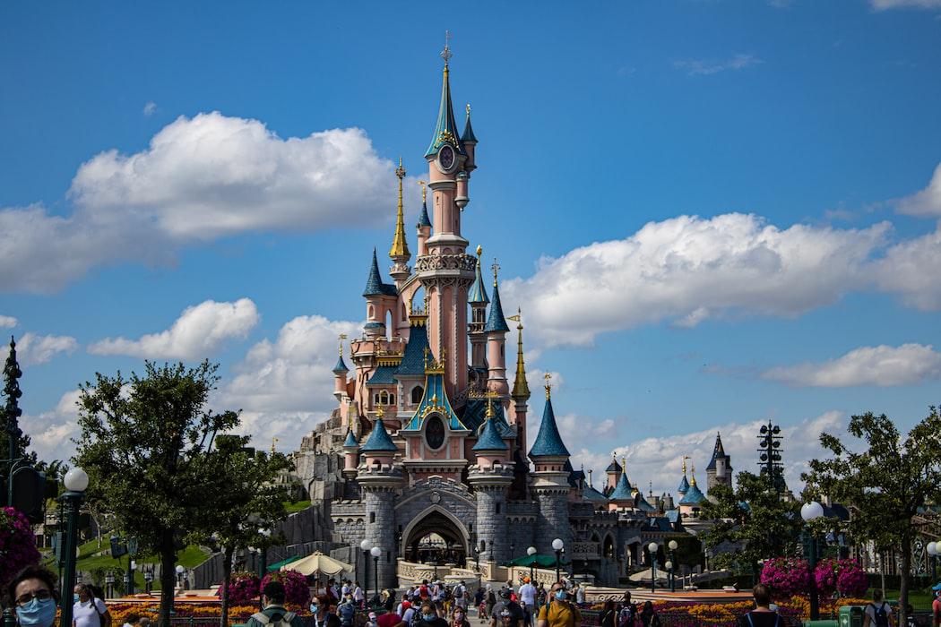 Disneyland Paris in October