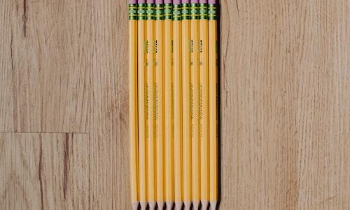 pencil pickup line