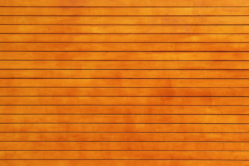 brown and beige striped textile