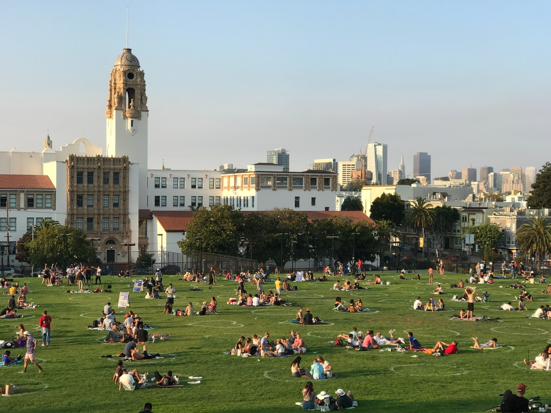 A Week Later, SF Officials Say It's OK to Be Outside Without a Mask