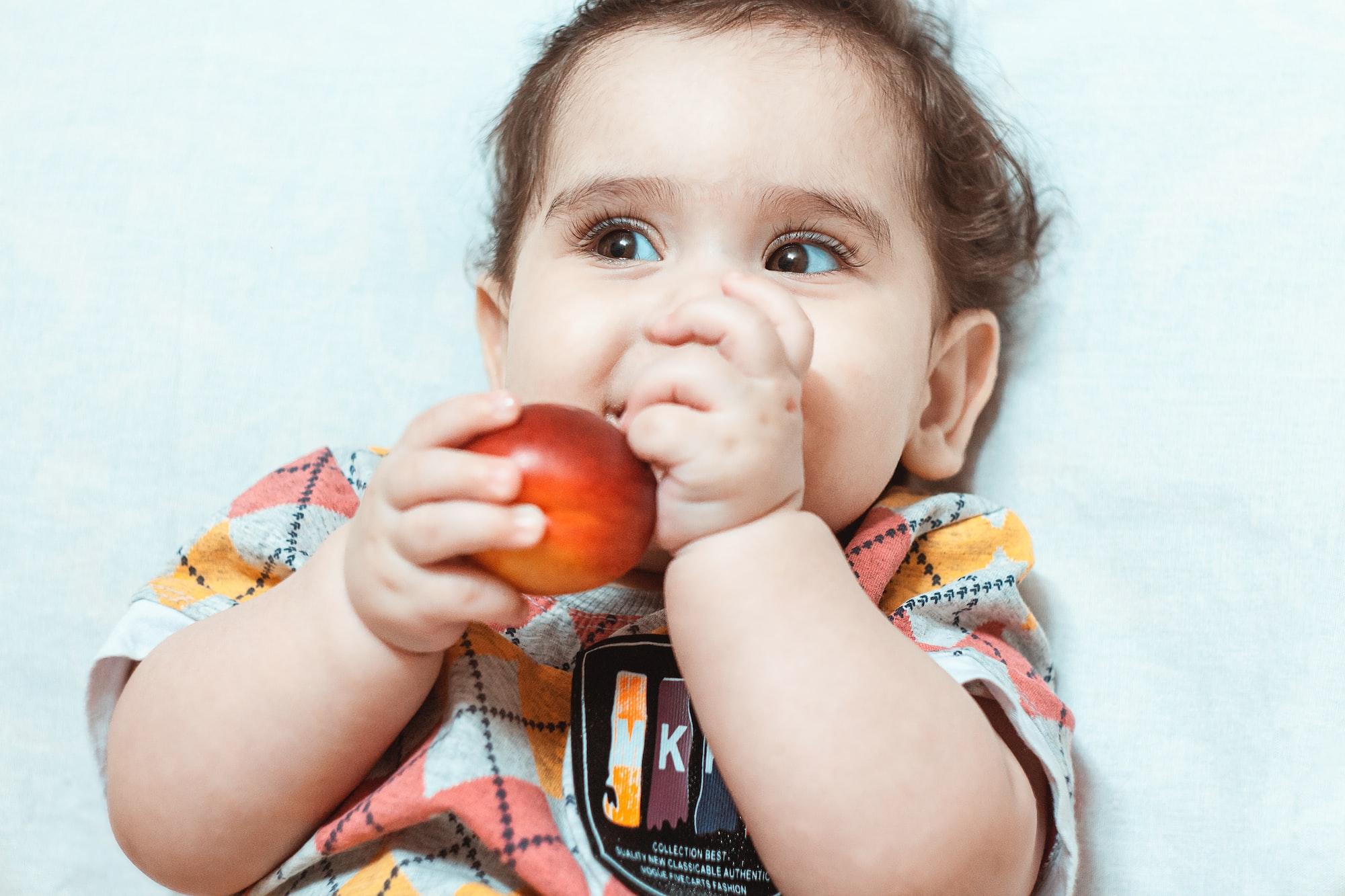 Article - La diversification alimentaire : de 11 à 24 mois