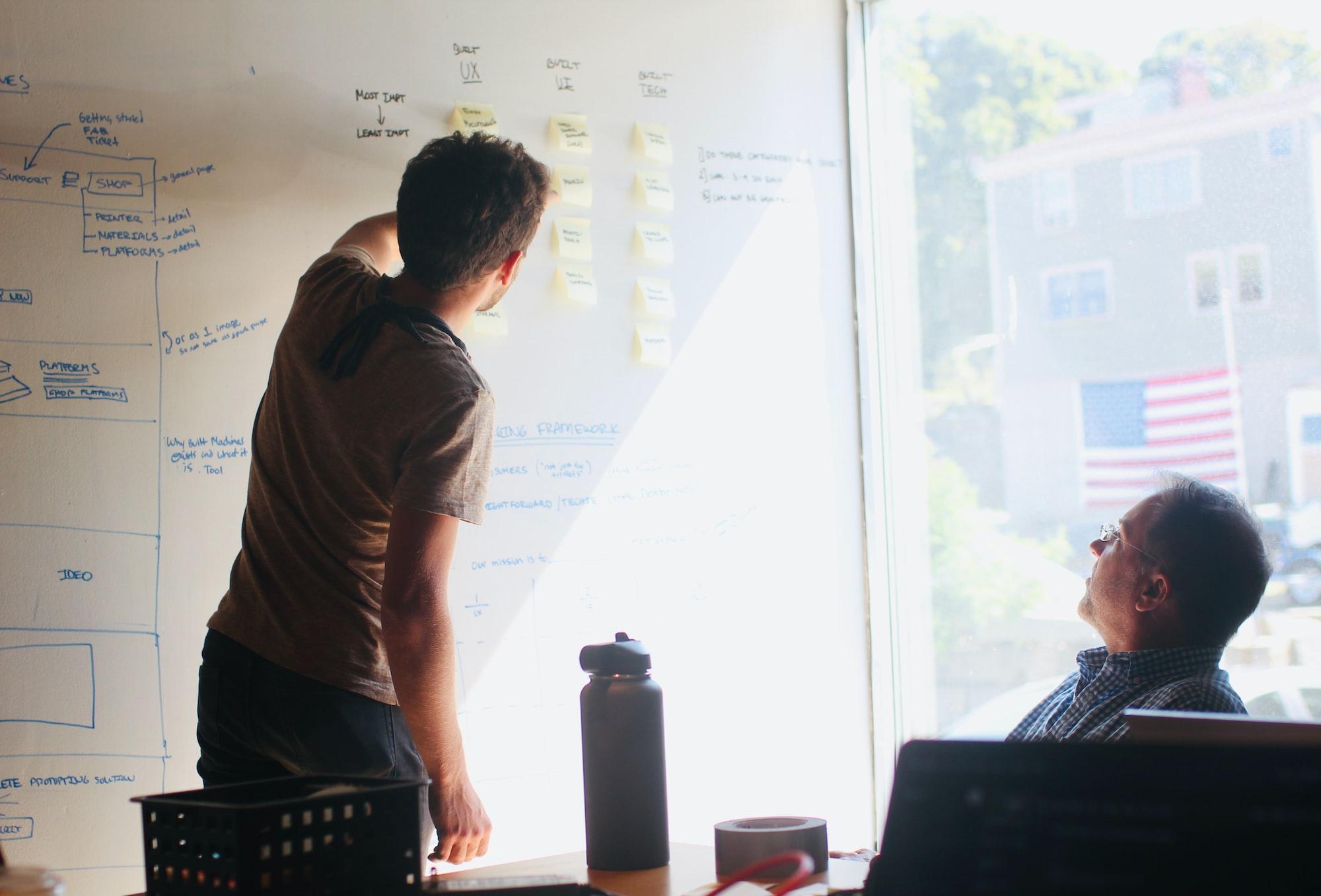 你不知道的簡報技巧和白板測驗,專訪Hayden Tseng(上篇)
