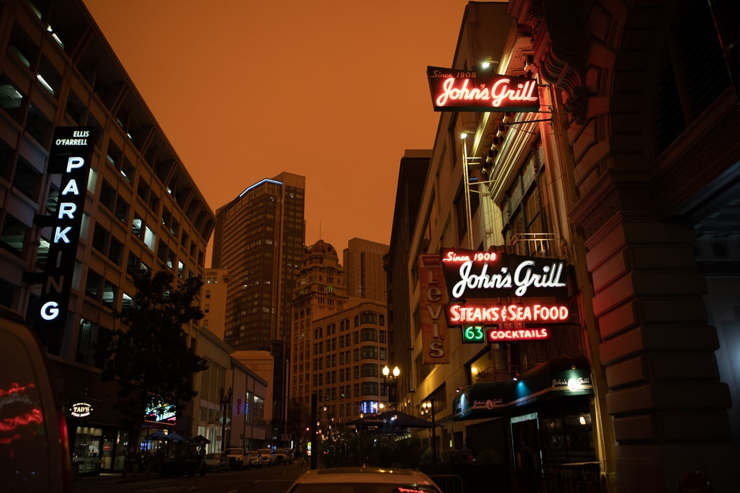 city of chicago led signage