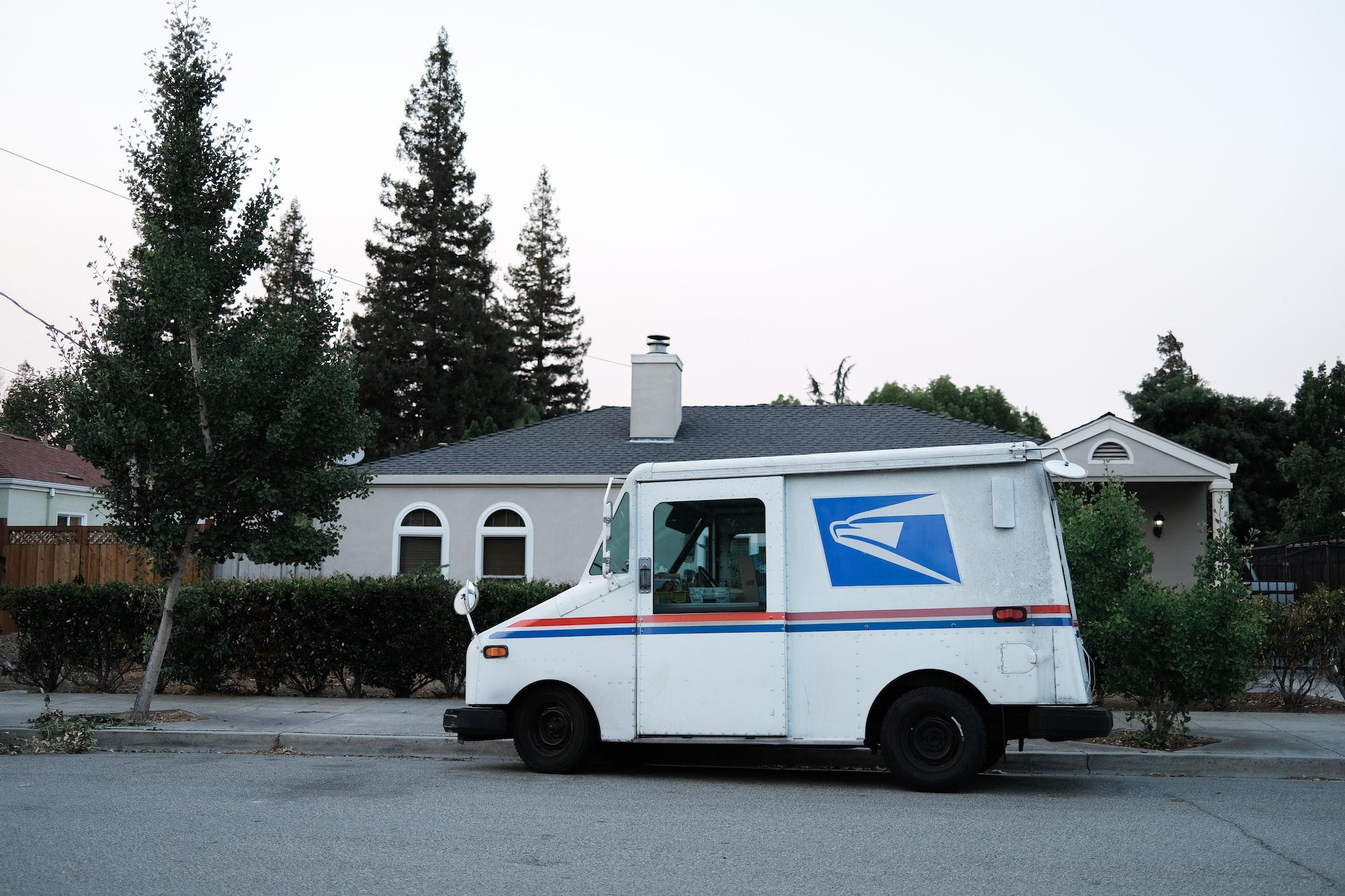 USPS Truck Shipment Tracking