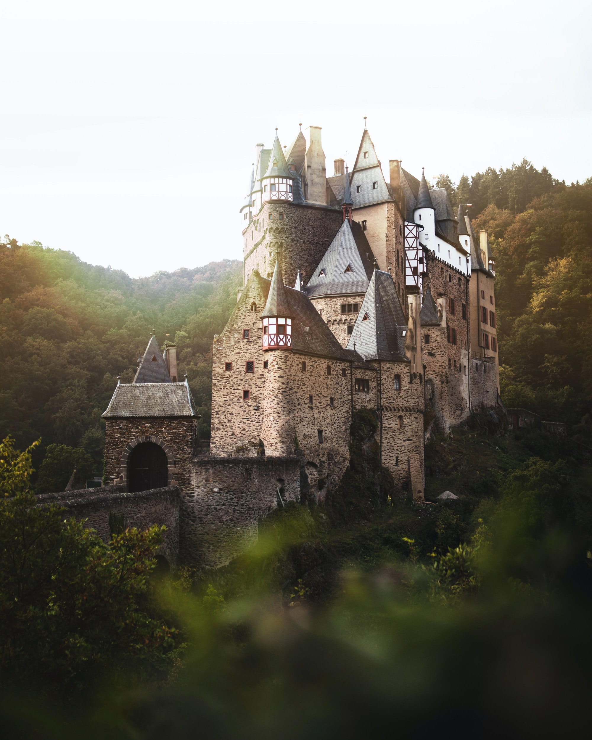Fairy castle of Europe. @dan.asaki