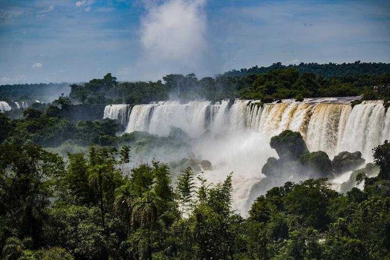 伊瓜蘇瀑布(Cataratas del Iguazú)