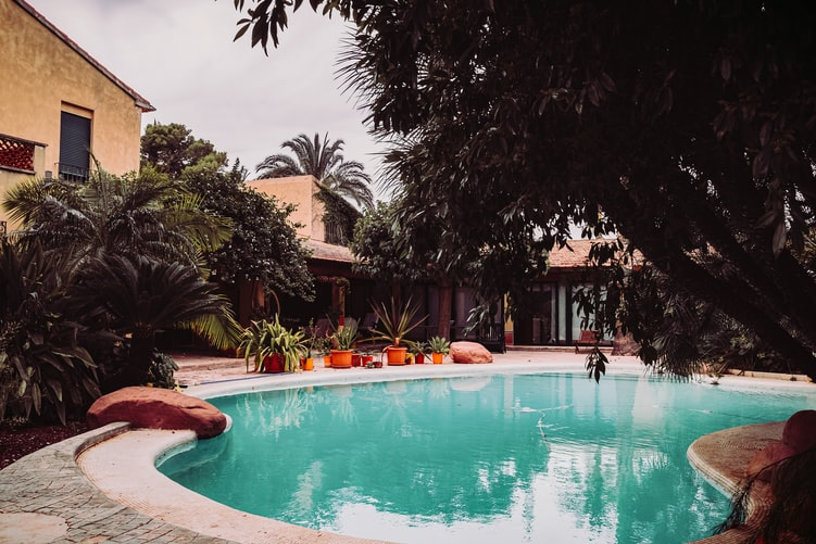recreational pool