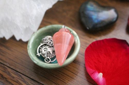 Genuine Crystal Pendulum