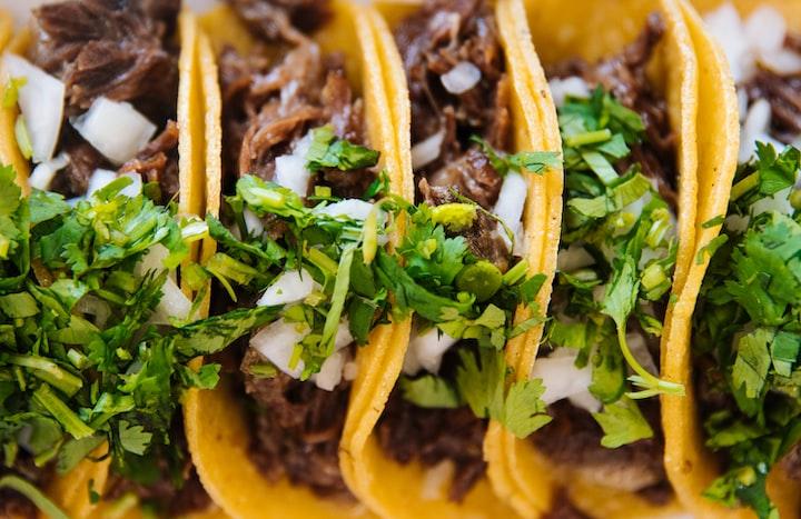 Nachos, burritos, tacos. Oh my!