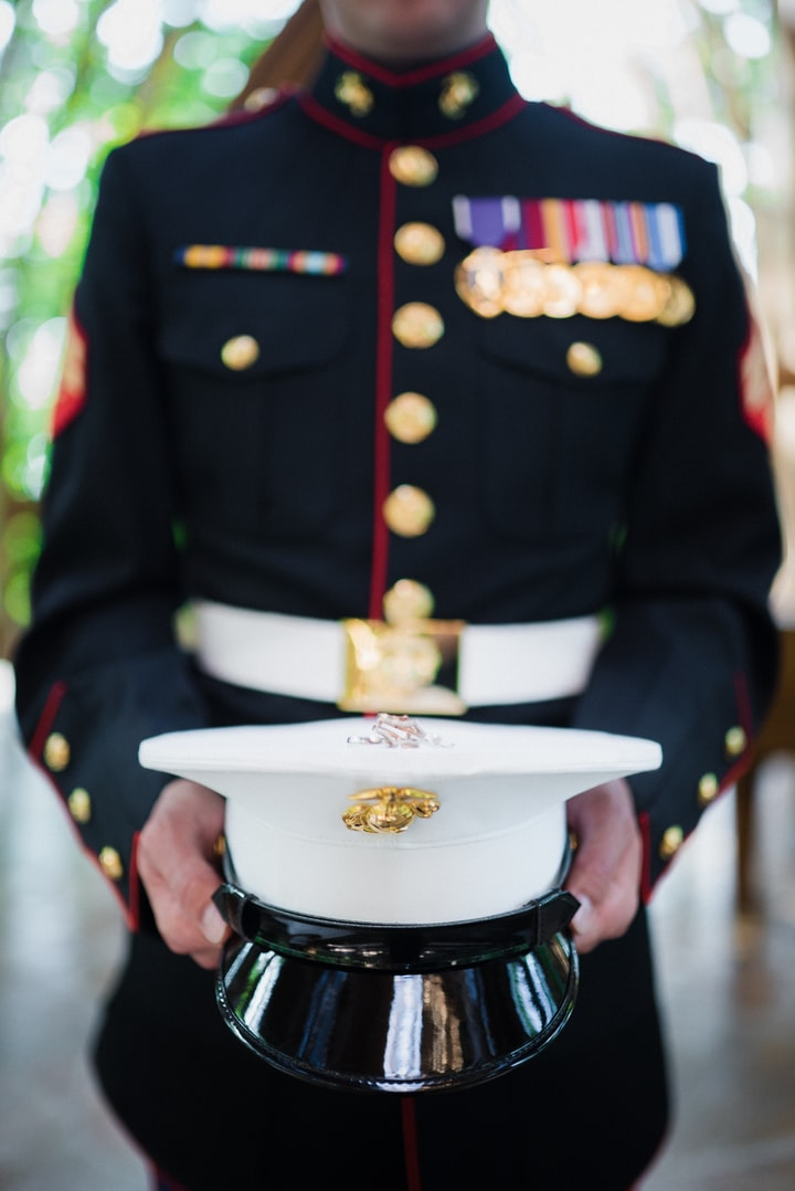 Open Letter to the Marines