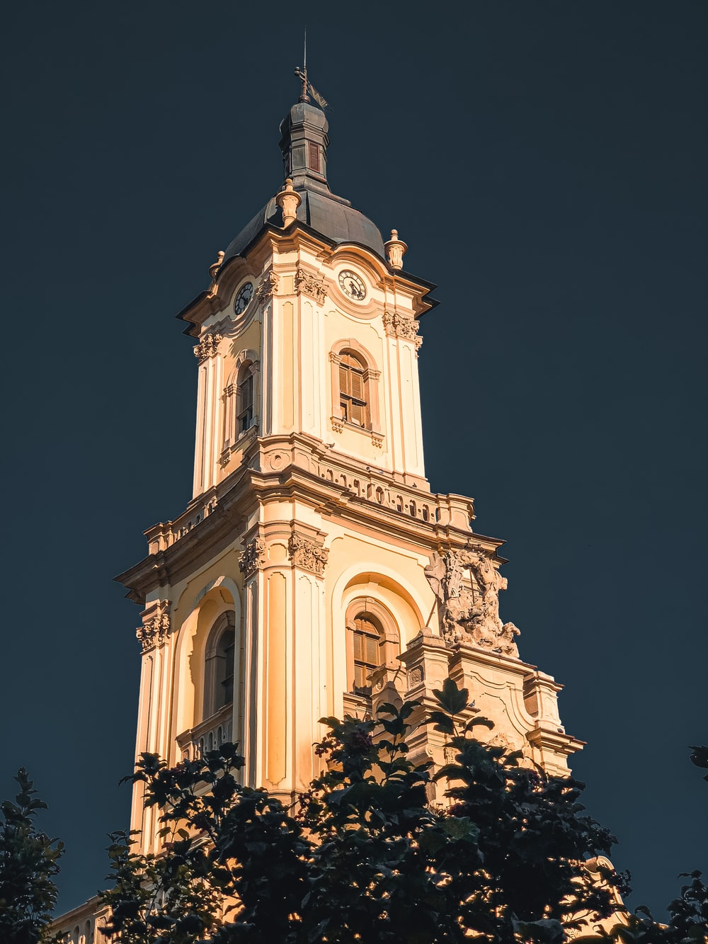 white concrete church under blue sky during daytime