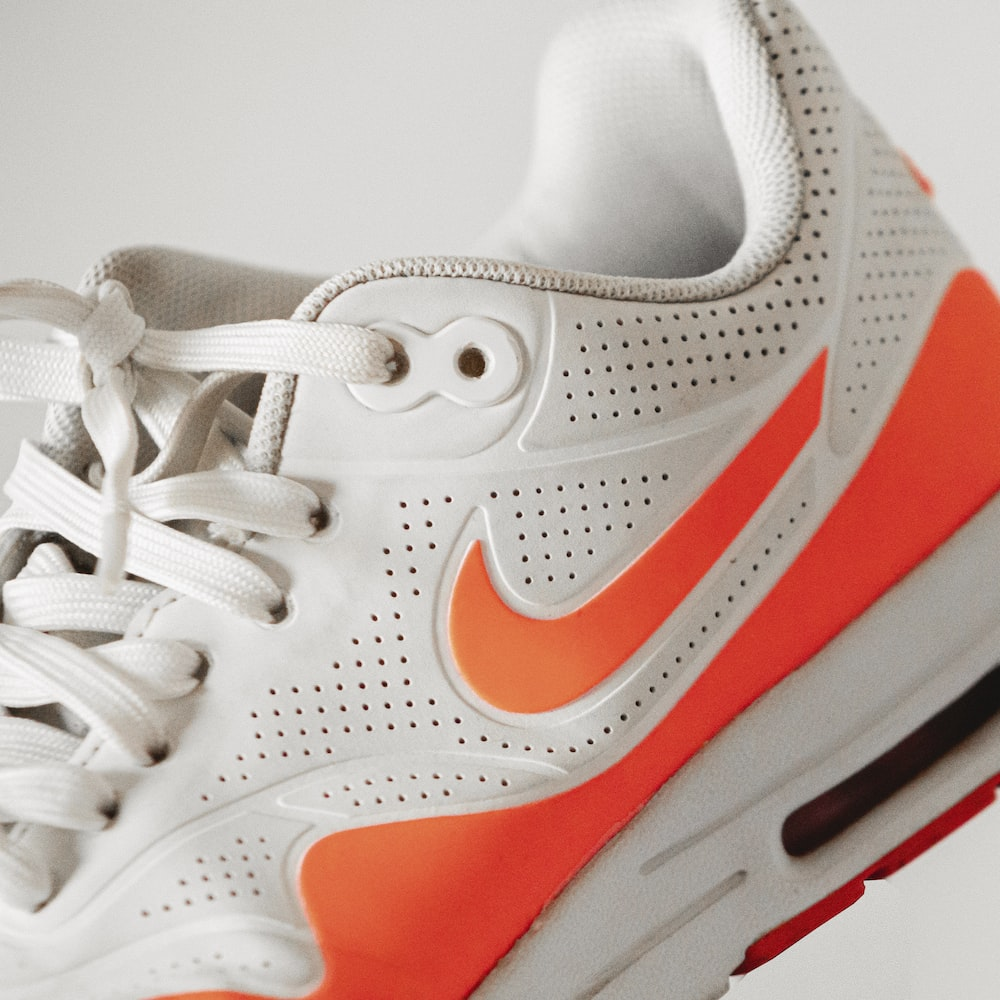 white red and black nike air max