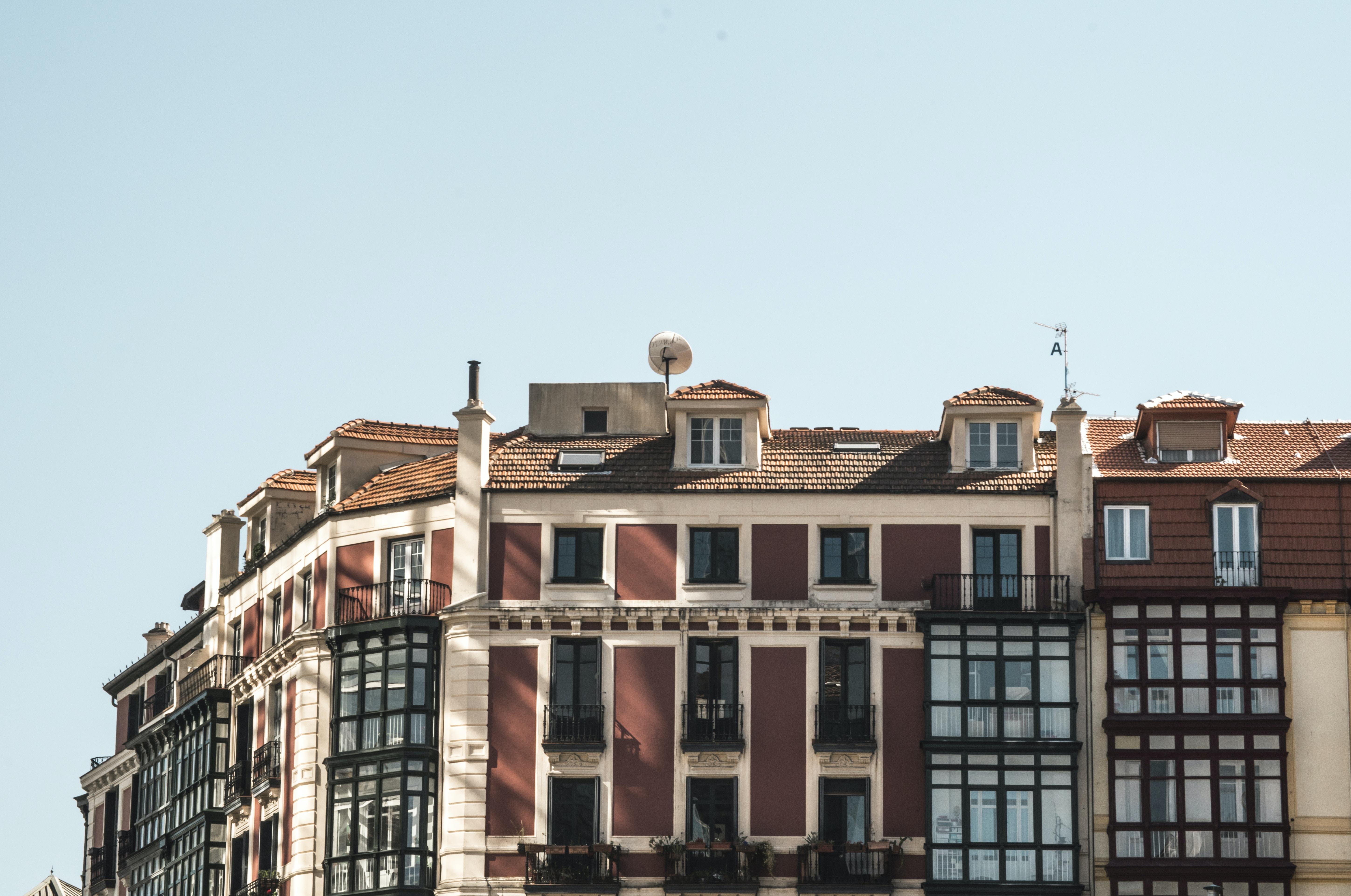 Building in Bilbao.