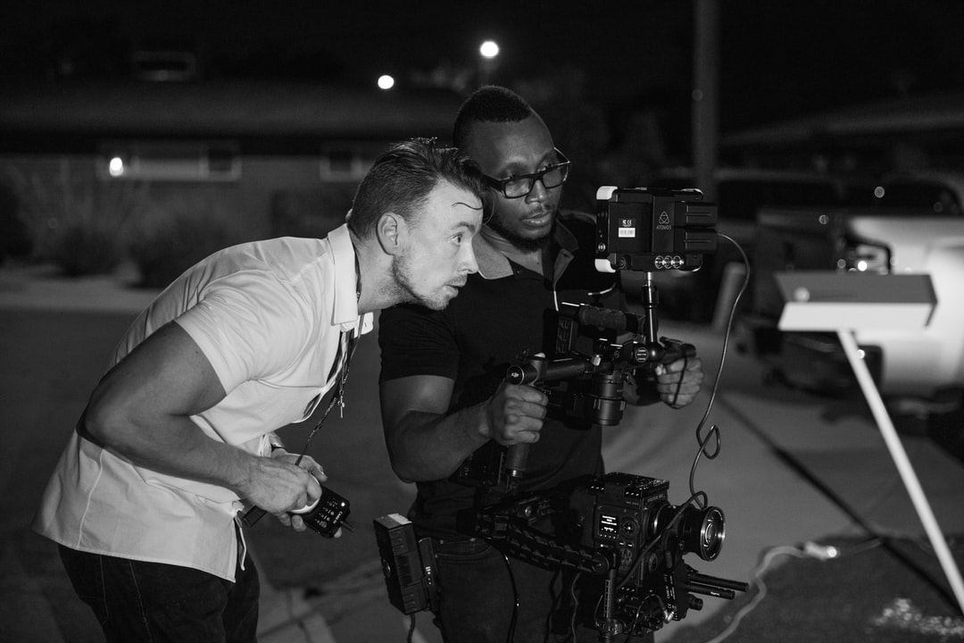 On the Set In Phoenix Arizona, For A Music Video With Gordon Cowie Films.   - unsplash