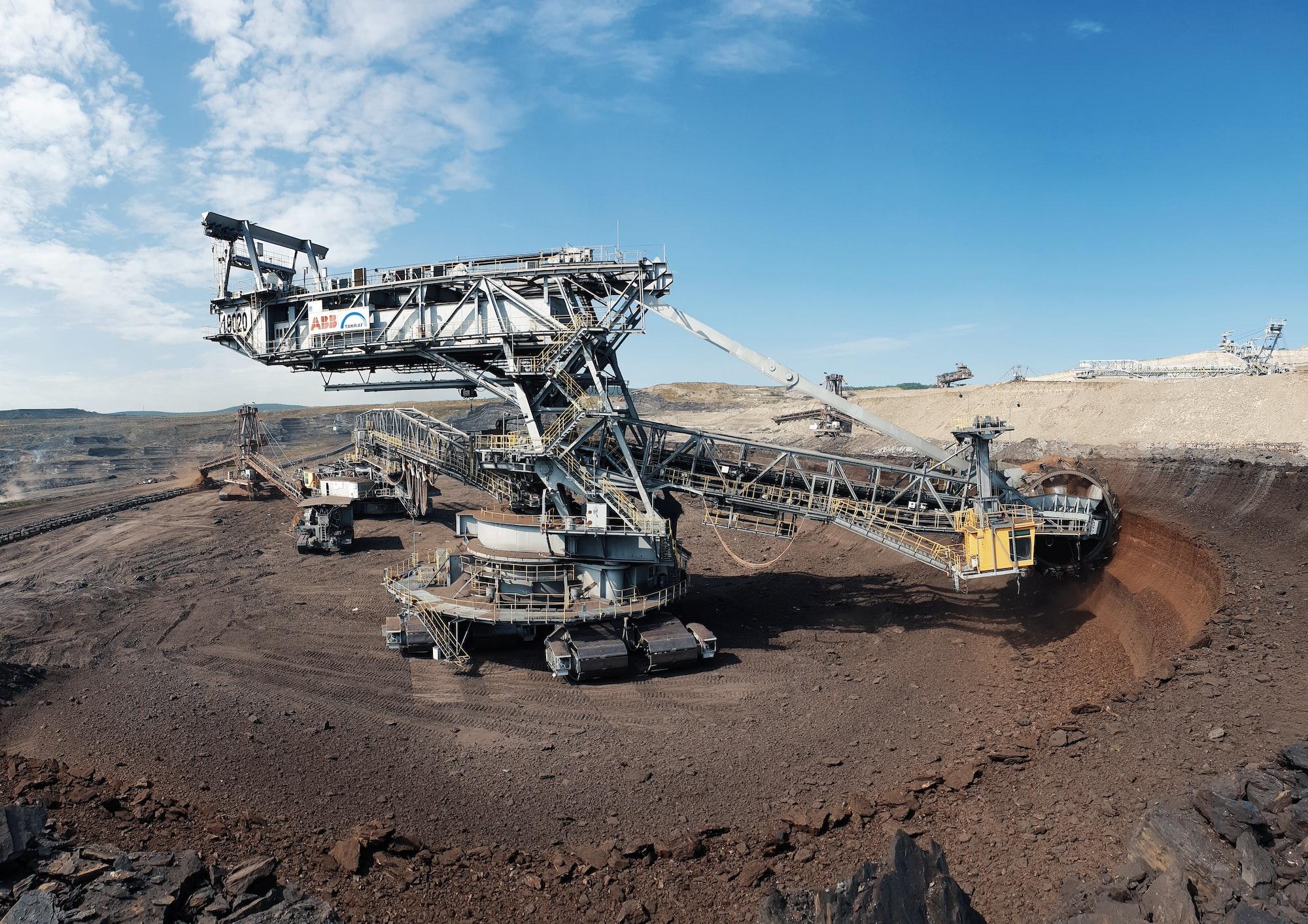 Mining Machine, Excavator Srs 1300 24/5