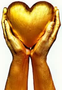 Golden Heart heart stories